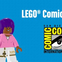 LEGO Joins San Diego Comic-Con At Home