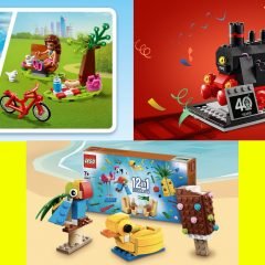 A Trio Of Free LEGO Goodies Only In LEGO Stores