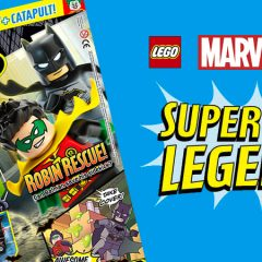 New LEGO Super Hero Legends Magazine Out Now