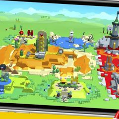LEGO Super Mario App Now Available