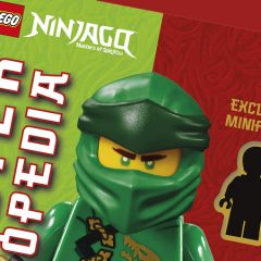 LEGO NINJAGO Character Encyclopedia Preview