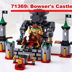 71369: Bowser's Castle Boss Battle Set Review