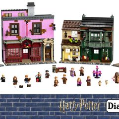 Introducing LEGO Harry Potter Diagon Alley
