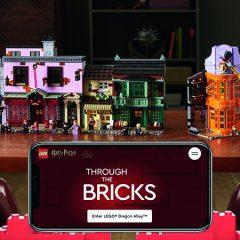 Go Through The Bricks & Bring Diagon Alley To Life