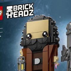 Last Chance To Get Free LEGO Harry Potter BrickHeadz