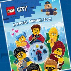 LEGO City 2021 Annual Revealed
