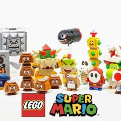 LEGO Super Mario From Game To Brick