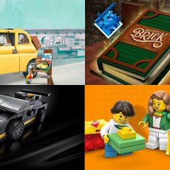 LEGO Offers & Promotions Round-up