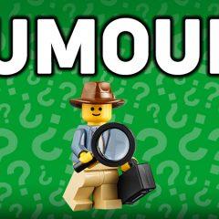 LEGO Set Rumours Round-up