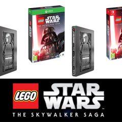 LEGO Star Wars Skywalker Saga Carbonite Edition Details