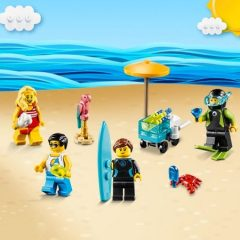 Free Summer Minifigures Pack Offer Begins