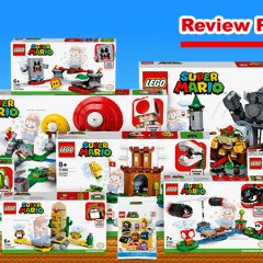 LEGO Super Mario Sets Review Round-up