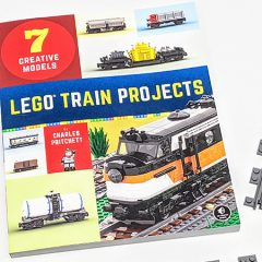 LEGO Train Projects Book Review