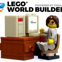 LEGO World Builder Acquires 1st Fan-made World