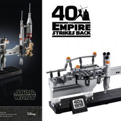 LEGO Star Wars Bespin Duel Official Images