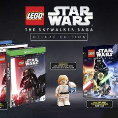 LEGO Star Wars Skywalker Deluxe Edition Revealed
