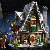 LEGO Winter Village Elf Club House Designer Interview