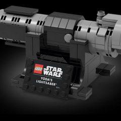 Get A Free LEGO Star Wars Yoda's Lightsaber