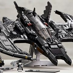 By The Brick – LEGO 1989 Batwing