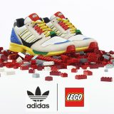 LEGO X Adidas Trainers Launching This week