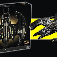 LEGO 1989 Batwing Designer Video