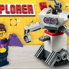 LEGO Explorer Magazine Out Today