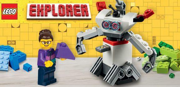 LEGO Explorer Magazines Comes To UK