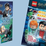 New LEGO Harry Potter Books Revealed
