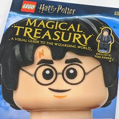 LEGO Harry Potter Magical Treasury Book Review