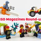 LEGO Magazines September Round-up