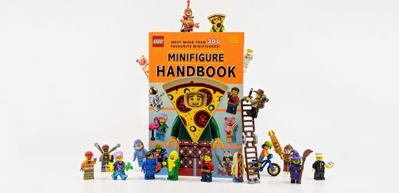 LEGO Minifigures Handbook Book Review