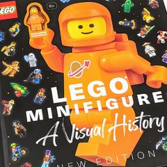 LEGO Minifigure A Visual History Book Review