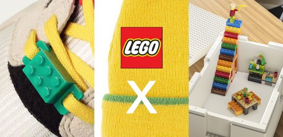 A Look At LEGO…. X Partnerships