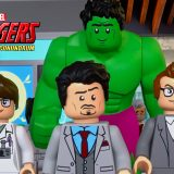 New LEGO Marvel's Avengers Animated Movie Arrives