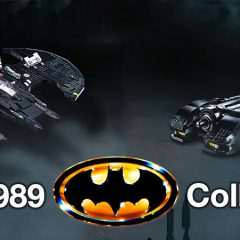 LEGO Batman 1989 Build Your Own Bat Collection