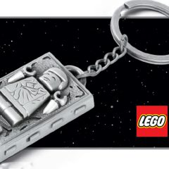 LEGO VIP Han In Carbonite Keychain Promotion Begins