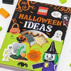 LEGO Halloween Ideas Book Review