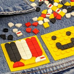 A Look At LEGO x Levi's Clothing