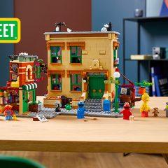 By The Brick – LEGO Ideas 123 Sesame Street