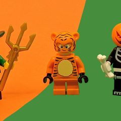 LEGO Stores Halloween Minifigures Review