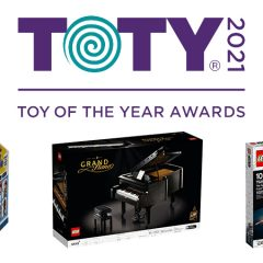 Toy Of The Year 2021 Nominations Revealed
