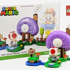 77907: Toad's Special Hideaway Set Review