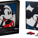 LEGO ART Mickey Mouse Set Officially Revealed