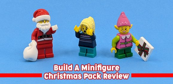LEGO Christmas Minifigure Pack Review