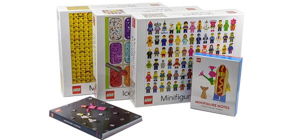 Chronicle Books LEGO Range Review