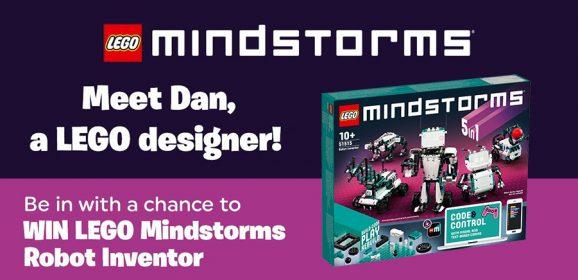 LEGO Designer Virtual Meet With Smyths Toys