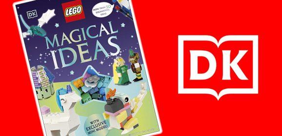 New LEGO Magical Ideas Book Revealed