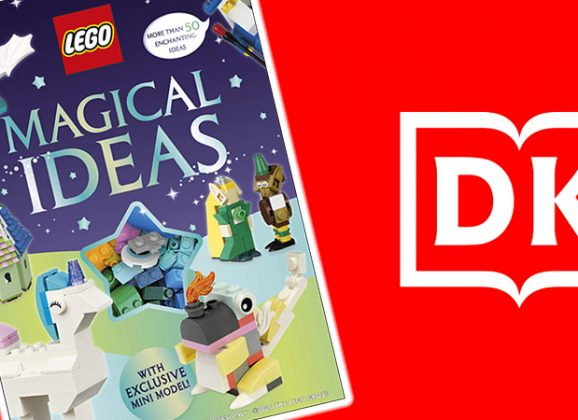 New LEGO Magical Ideas Book Revealed