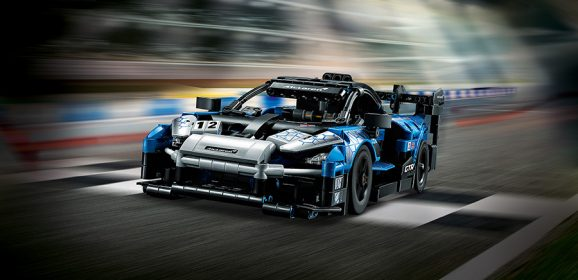 Introducing The LEGO Technic McLaren Senna GTR