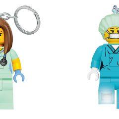 LEGO Releases New Super Hero Key Lights